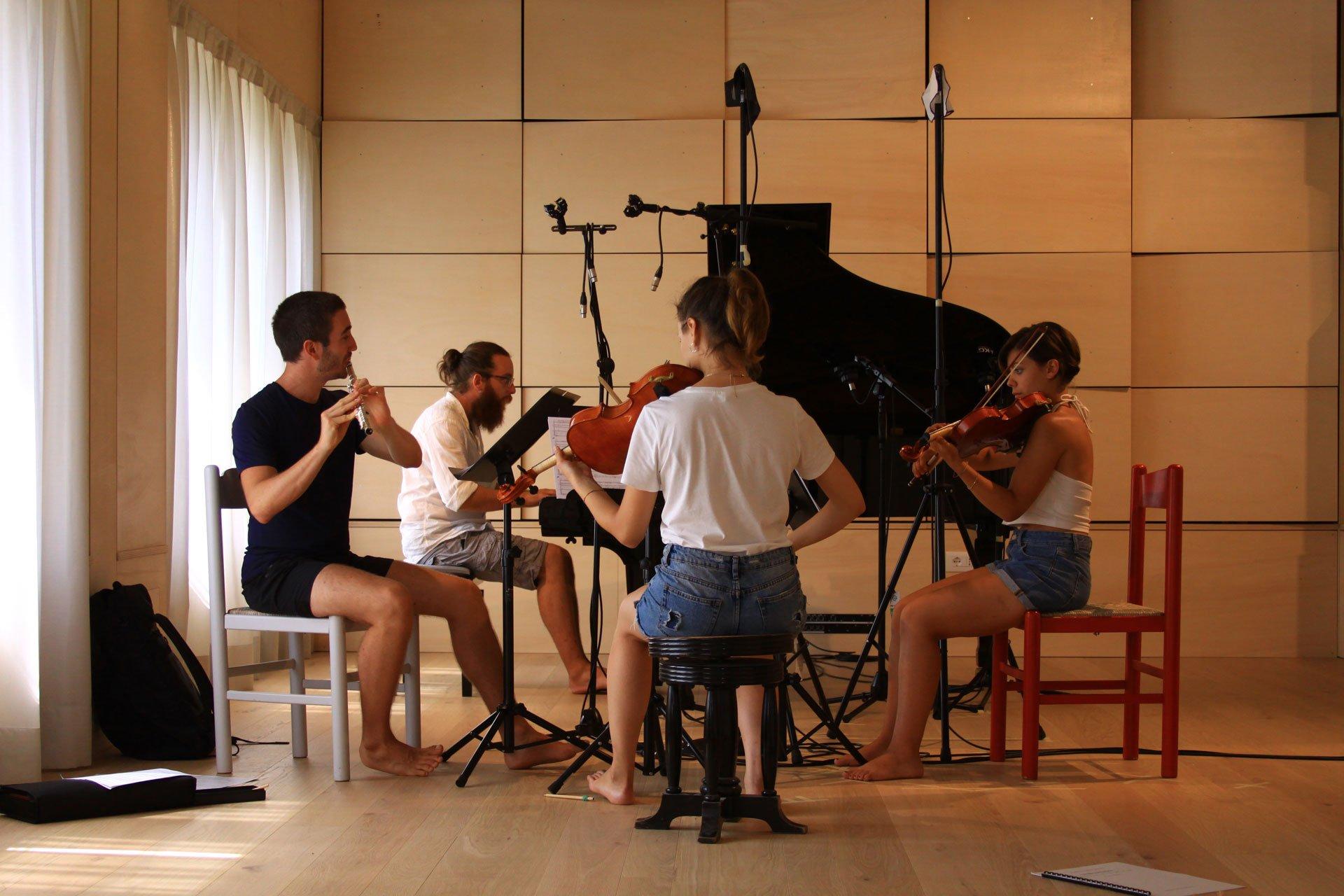CDM San Michele - Recording classical music