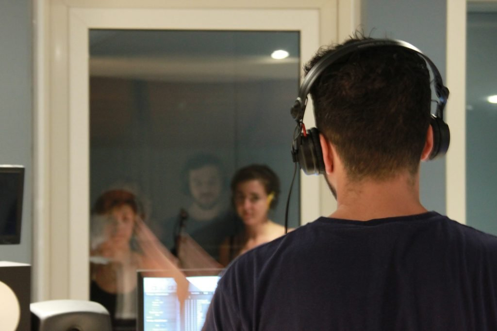 CDM San Michele - Vocal Booth - Studio di Registrazione